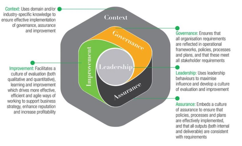 The CQI Competency Framework