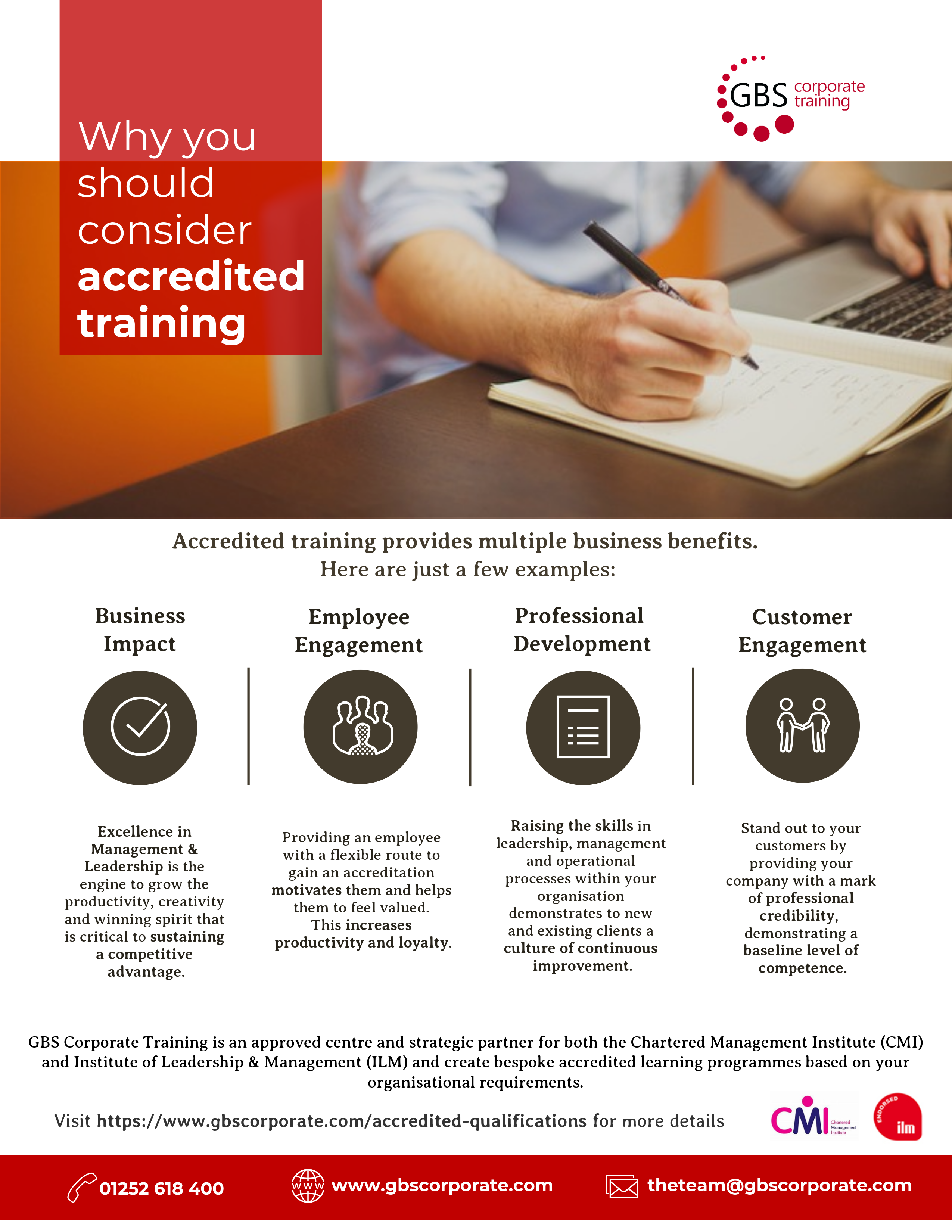 Why You Should Consider Accredited Training